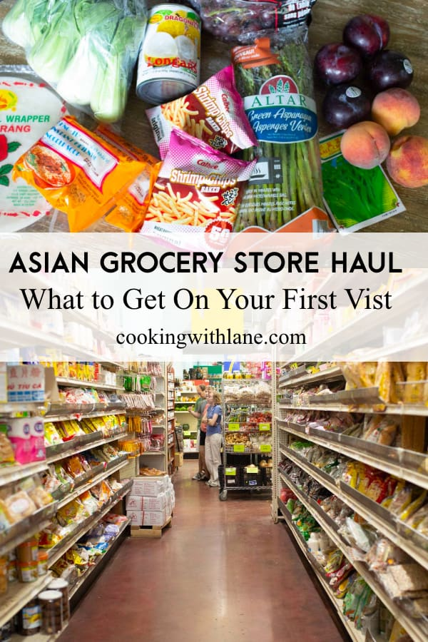 asian grocery store haul shopping list to get