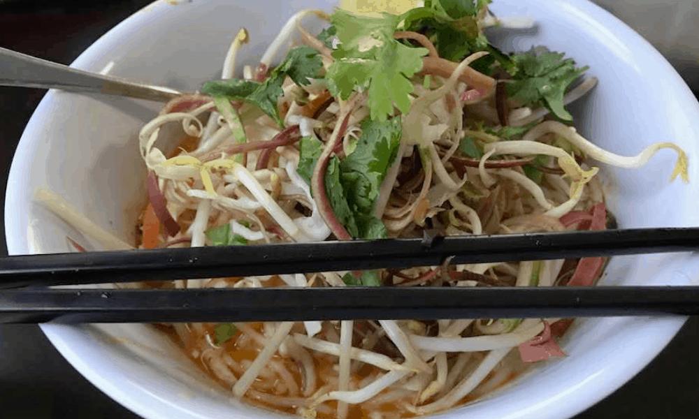 thai food - ka poon