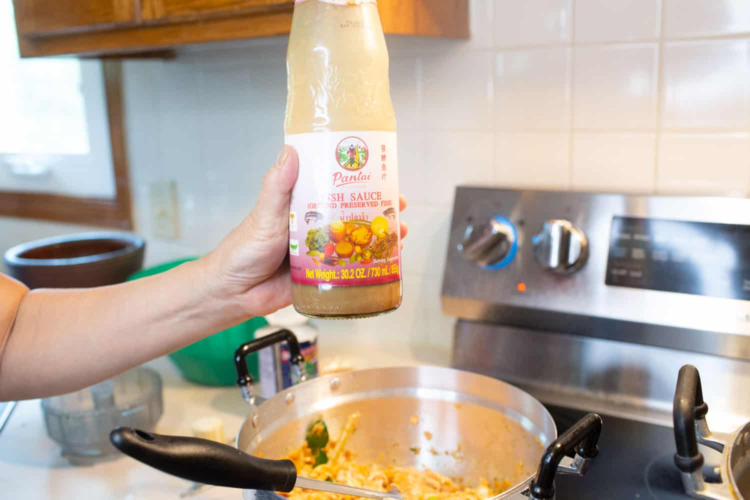 khao poon ingredients recipe add a milk