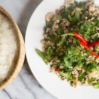 What is Laos Larb? A Flavorful and Savory Minced Meat Salad