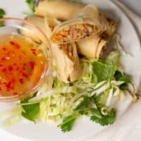 Easy Authentic Vietnamese Egg Rolls (Chai Gio Recipe)