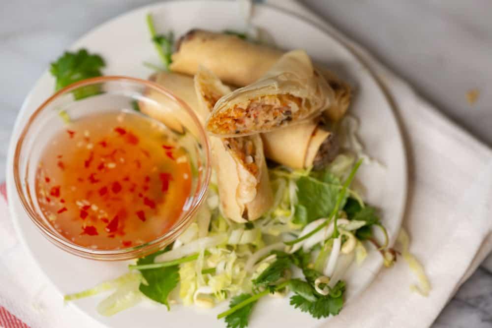 vietnamese egg roll vs chinese egg roll
