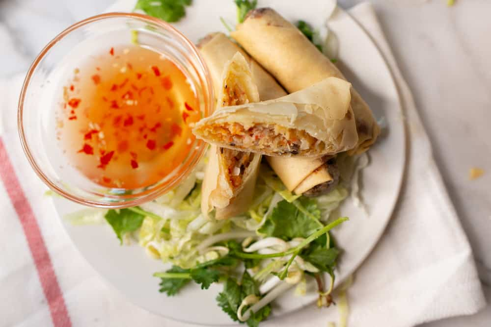 how to make vietnamese egg rolls recipe