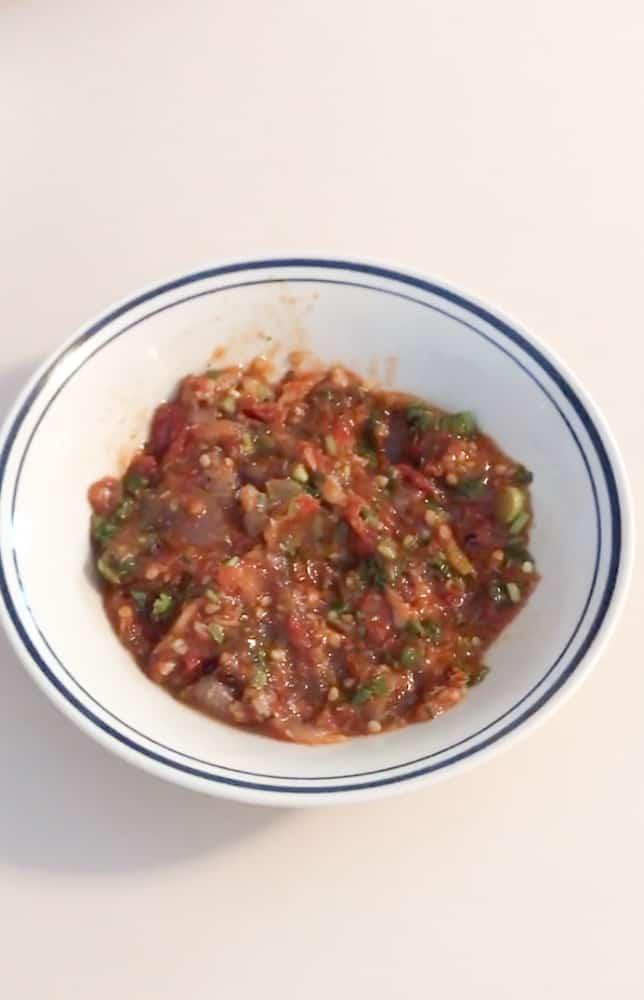 jaew mak len dipping sauce