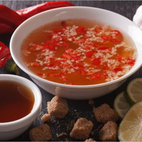 Authentic Nuoc Mam Recipe (Vietnamese Dipping Sauce and Vinaigrette)
