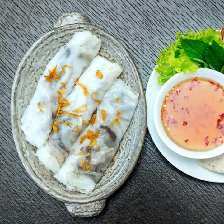 Authentic Vietnamese Banh Uot Recipe