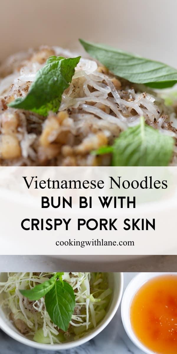 vietnamese bun bi recipe