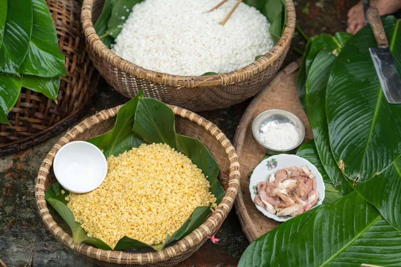 banh tet recipe vietnamese