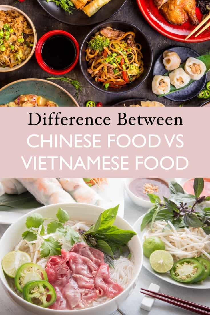 Chinese Vs Vietnamese What S The Difference