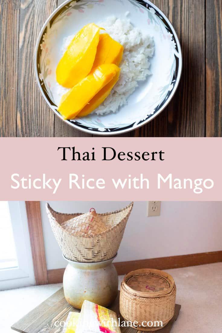 Sticky rice with mango recipe-1