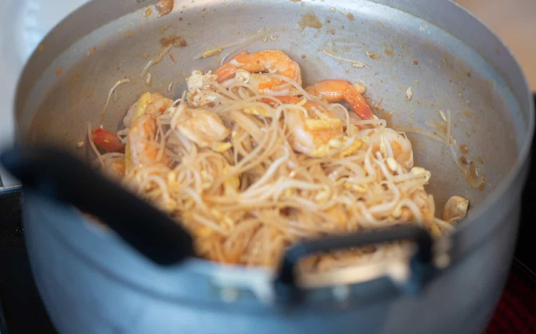 pad thai recipe using premade sauce