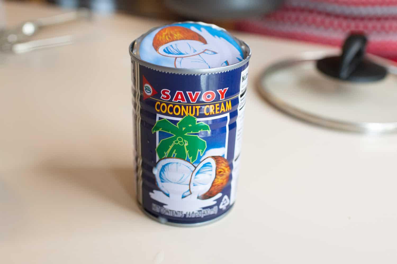 savory coconut cream for sticky rice 001