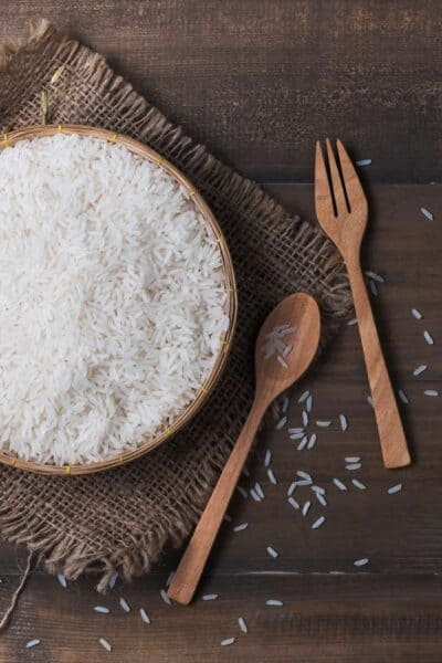 difference between jasmine rice and sticky rice