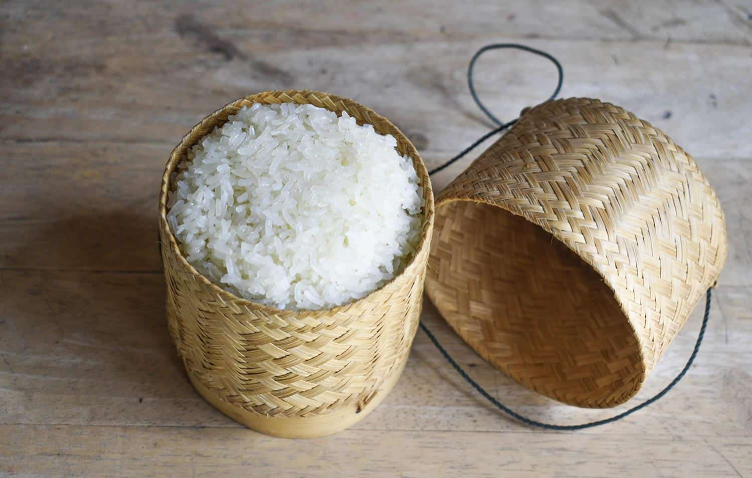microwave sticky rice
