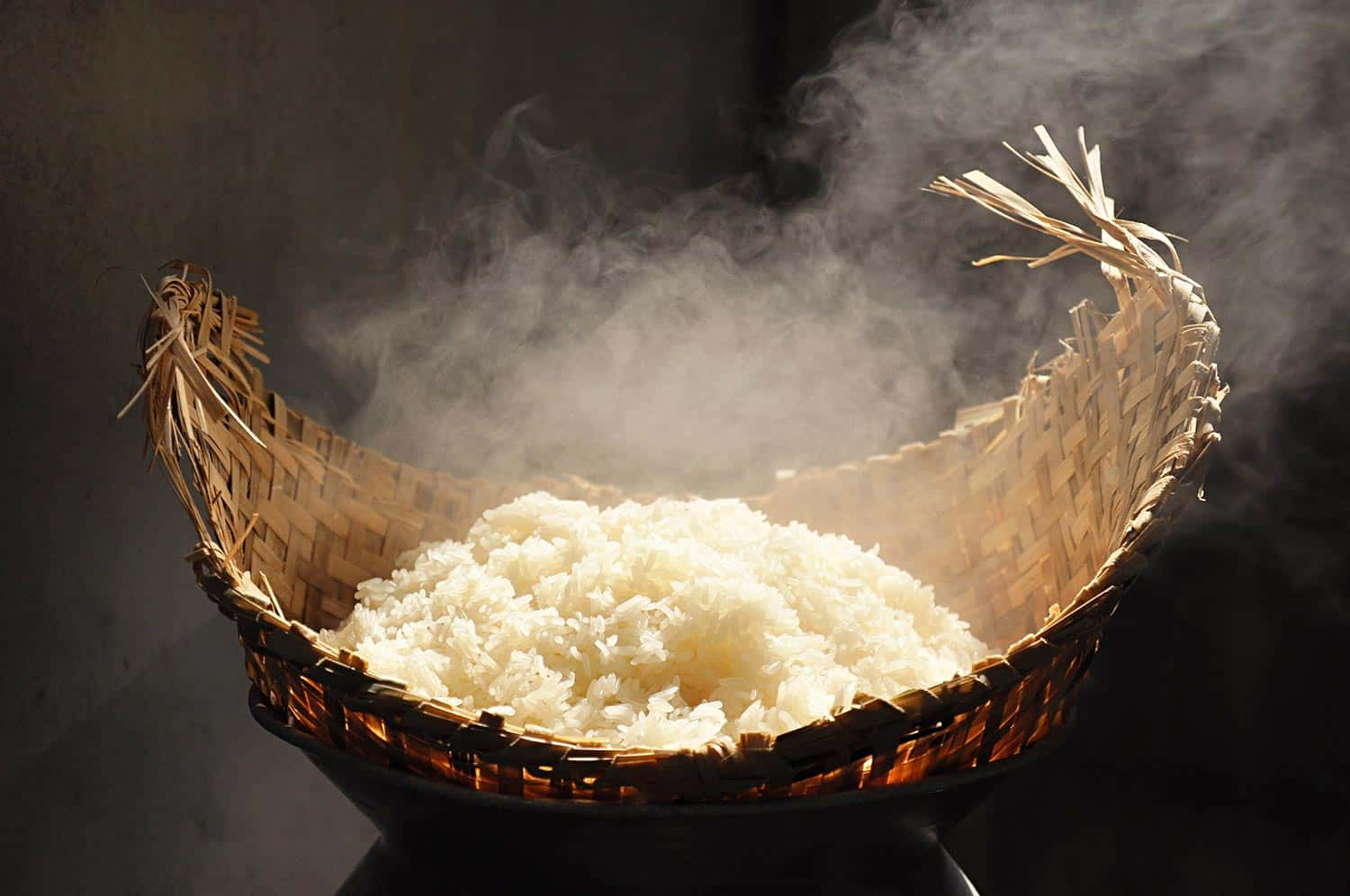 microwave sticky rice recipe