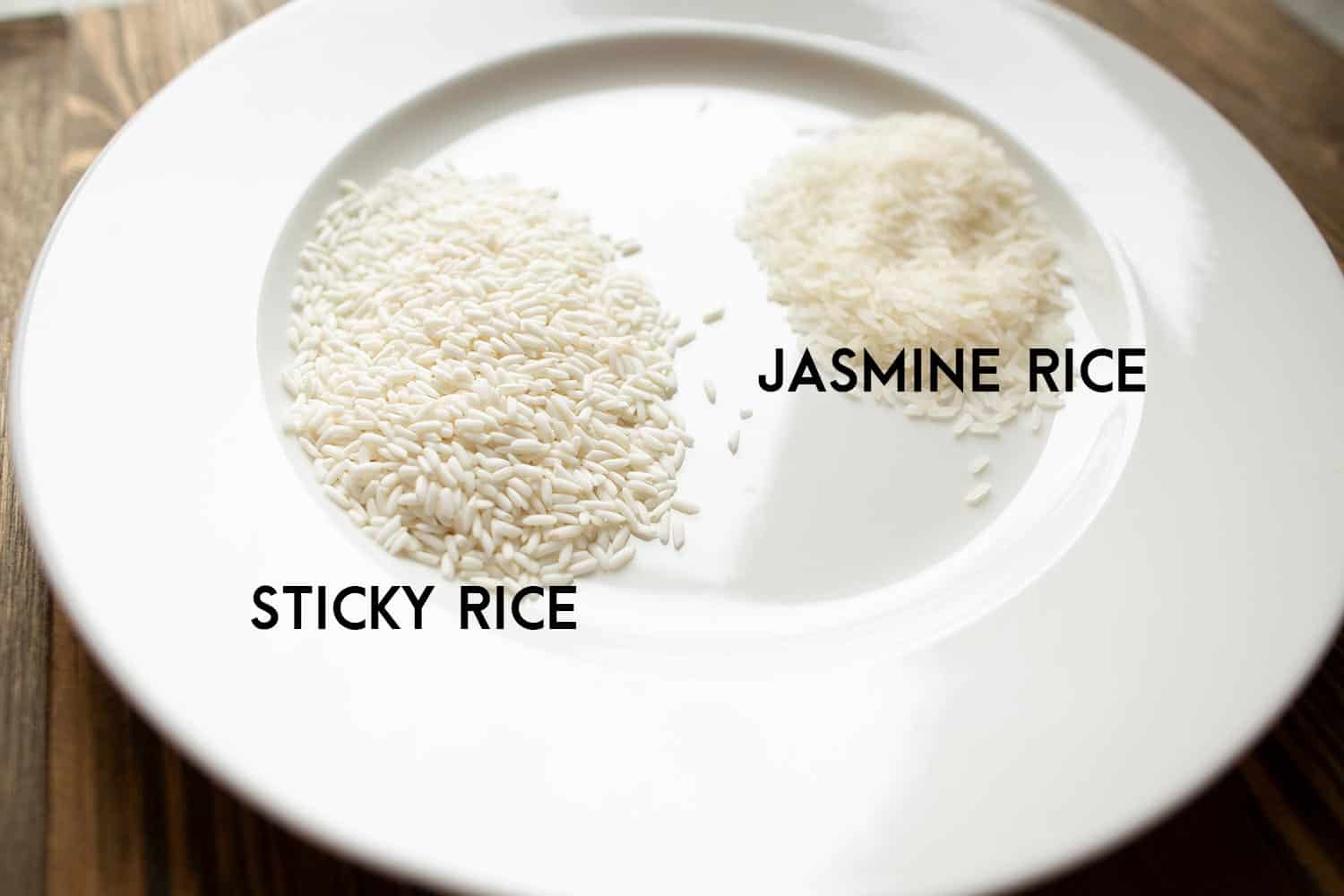 glutinous rice microwave