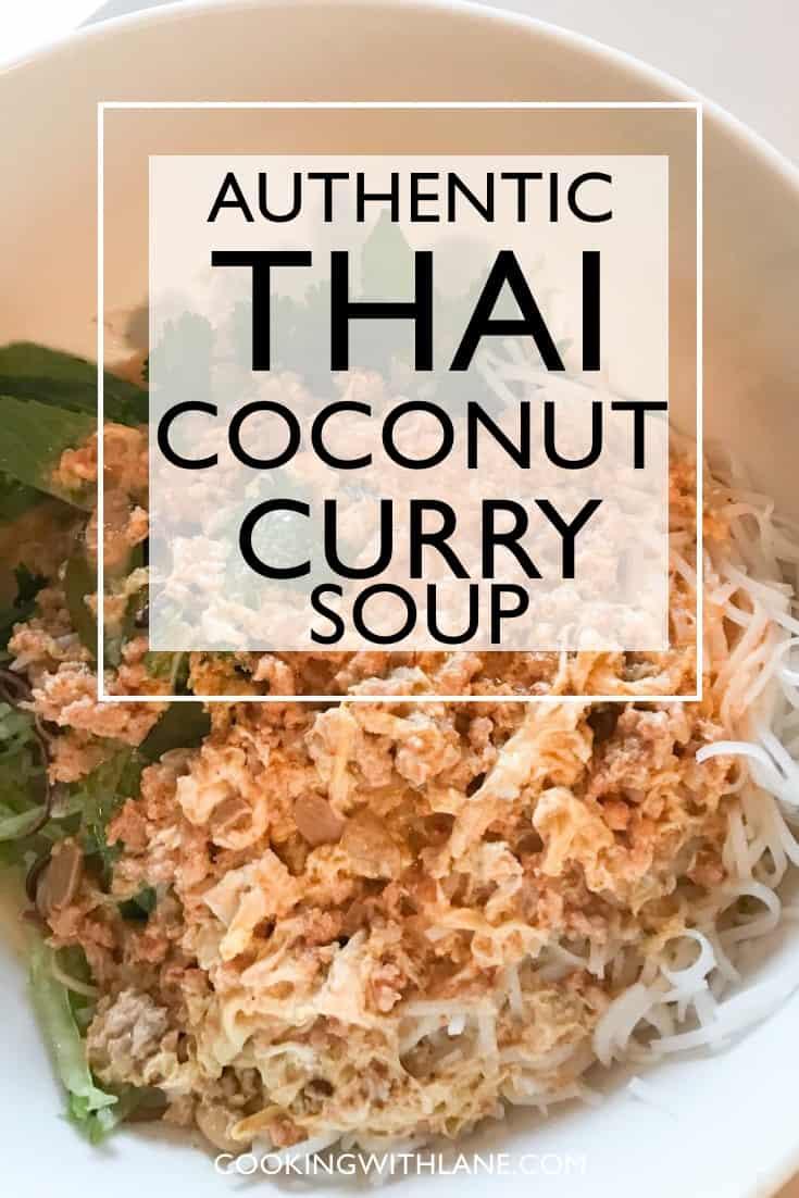 mee ka tee coconut curry soup