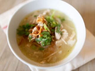 lao khao piak sen authentic noodle soup