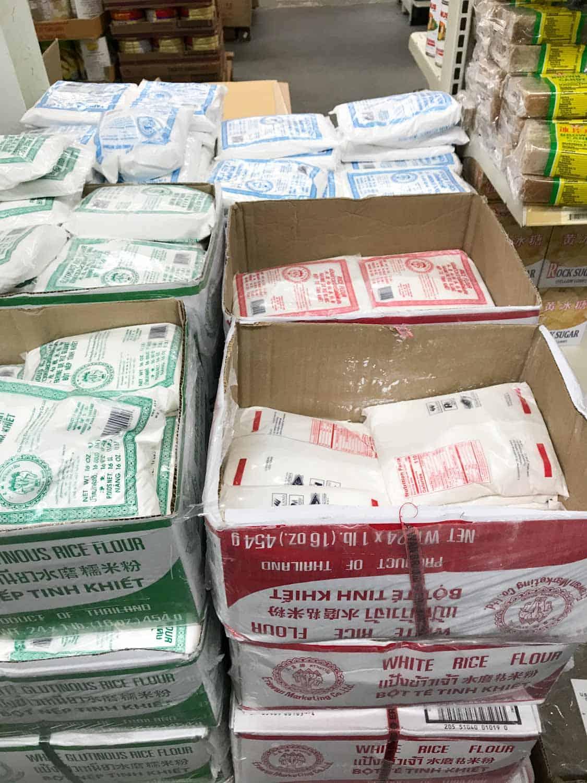 rice flour versus sweet rice flour 002