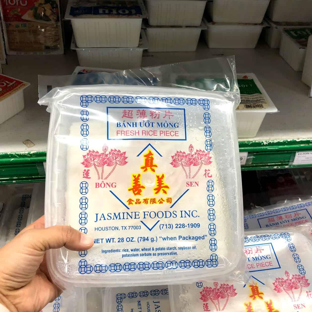 rice sheets