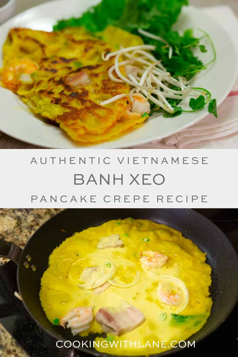 how to make banh xeo recipe