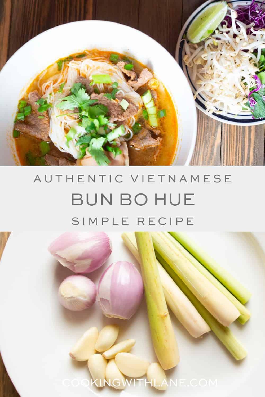 Simple Bun Bo Hue Recipe
