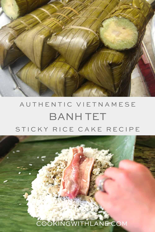 vietnamese banh tet recipe