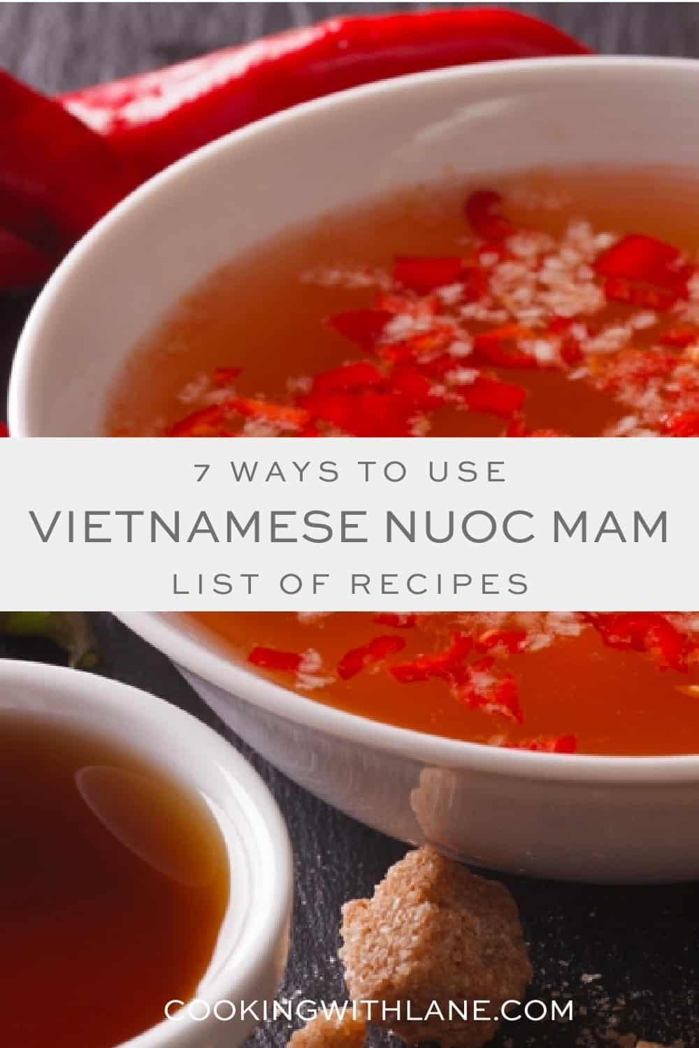 how to use nuoc mam in asian dishes