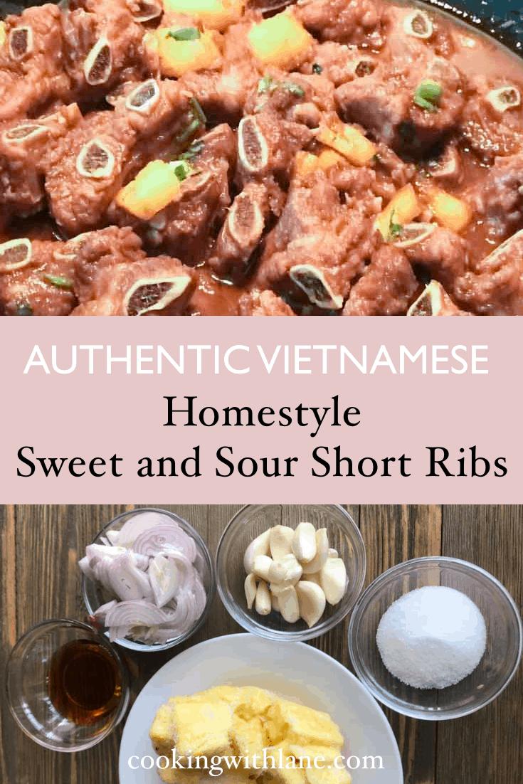Vietnamese pineapple short rib recipe-1