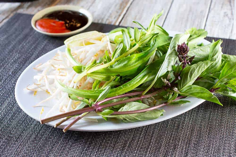 vietnamese summer roll additional ingredients and filler