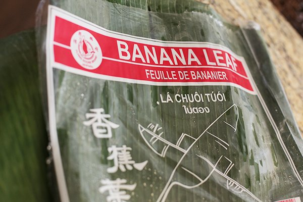 banana leaves frozen asian store